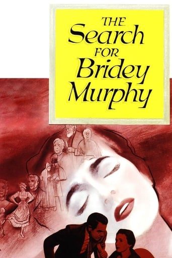 Poster of The Search for Bridey Murphy
