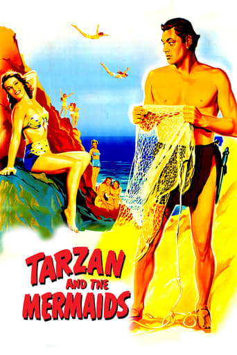 Poster of Tarzan and the Mermaids