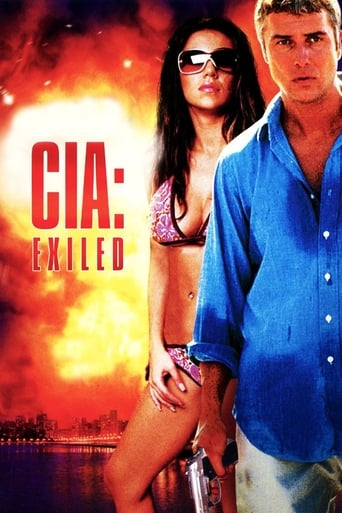Poster of CIA: Exiled