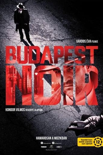 Poster of Budapest Noir