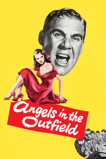 Poster of Angels in the Outfield