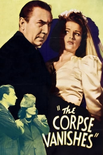 Poster of The Corpse Vanishes