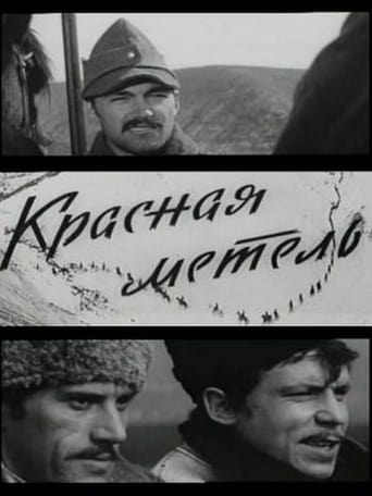 Poster of Красная метель