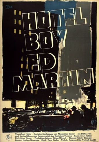 Poster of Hotelboy Ed Martin