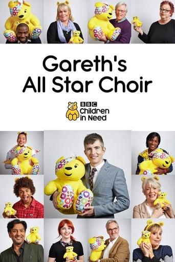 Poster of Gareth's All Star Choir