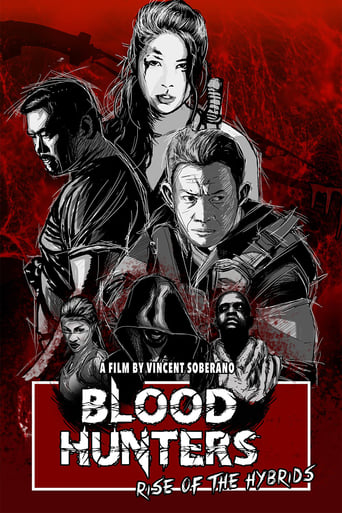 Poster of Blood Hunters: Rise Of The Hybrids