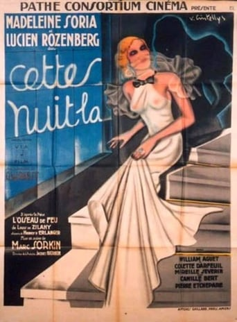 Poster of Cette nuit-là