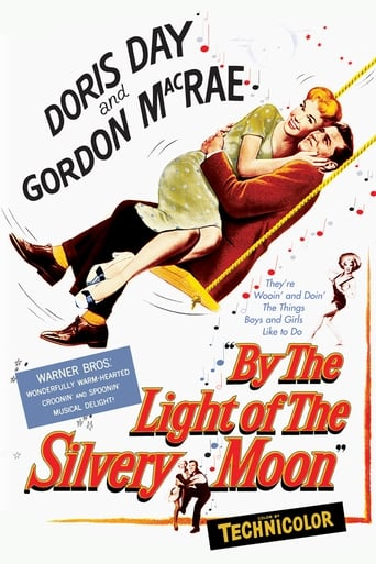 Poster of By the Light of the Silvery Moon