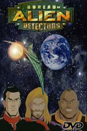 Poster of Bureau of Alien Detectors