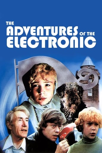 Poster of The Adventures of the Electronic