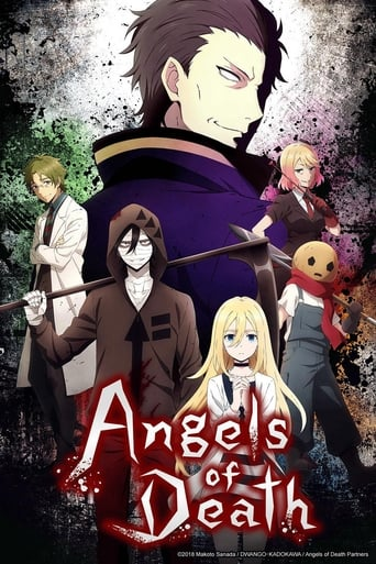 Poster of Angels of Death