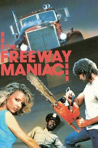 Poster of Freeway Maniac