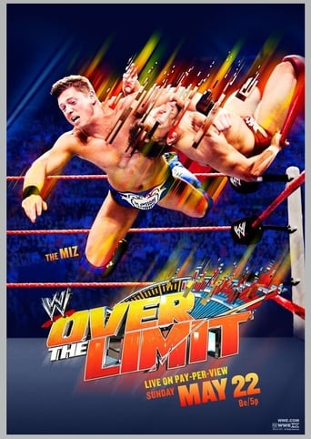 Poster of WWE Over The Limit 2011