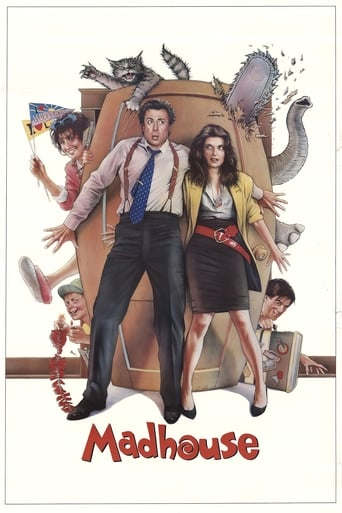 Poster of MadHouse