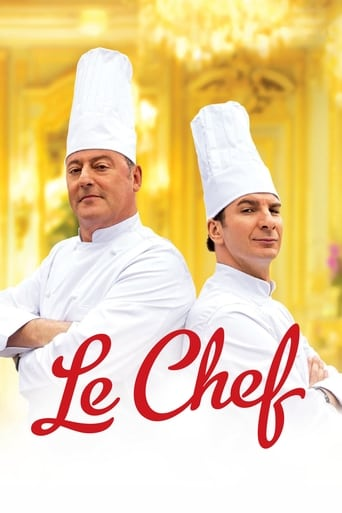 Poster of Le Chef