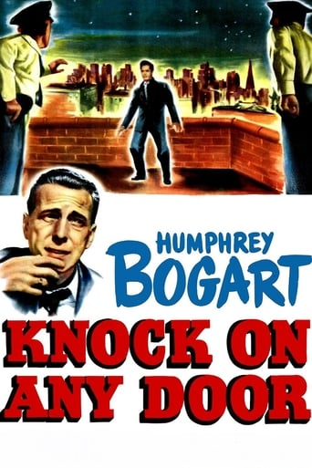 Poster of Knock on Any Door