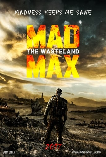 Poster of Mad Max: The Wasteland