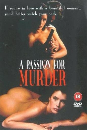 Poster of Deadlock: A Passion for Murder