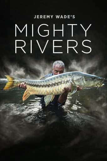 Poster of Jeremy Wade's Mighty Rivers