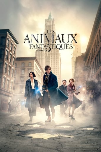 Poster of Les Animaux Fantastiques