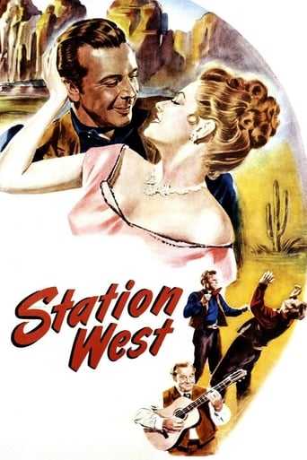 Poster of Station West