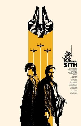 Poster of جنگ ستارگان: قسمت سوم - انتقام سیت
