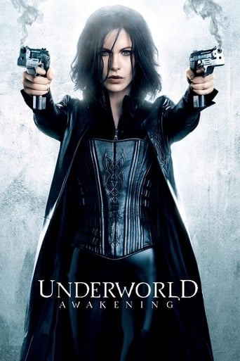 Poster of Underworld: Awakening