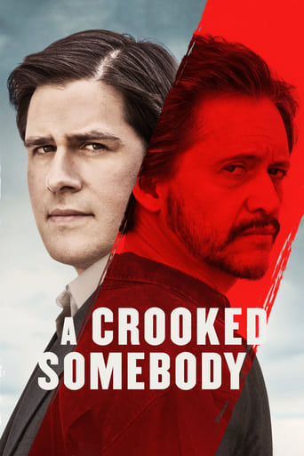 Poster of A Crooked Somebody