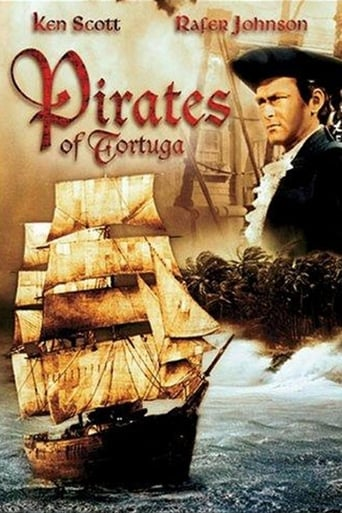 Poster of Pirates of Tortuga