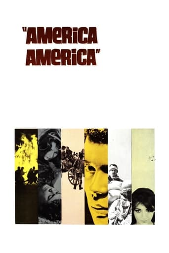 Poster of America America