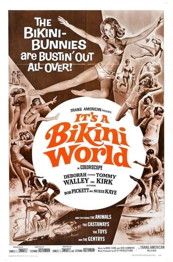 Poster of It's a Bikini World