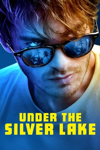 Poster of Under the Silver Lake