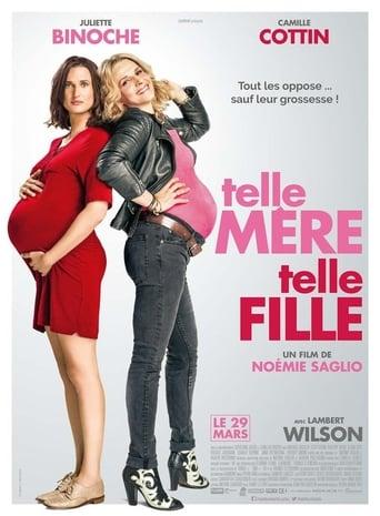 How old was Juliette Binoche in Telle mère, telle fille