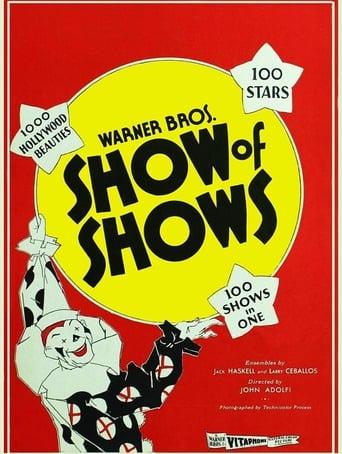 Poster of Show of Shows