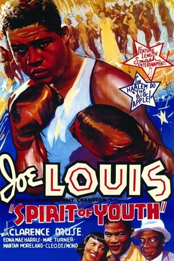 Poster of Spirit of Youth