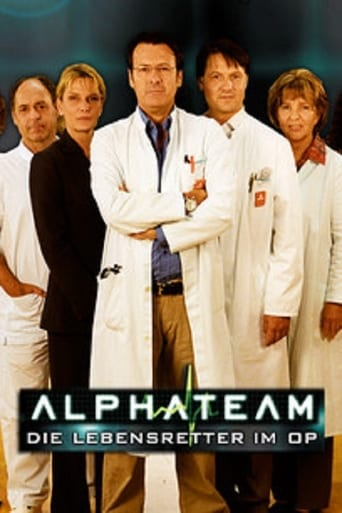 Poster of Alphateam – Die Lebensretter im OP