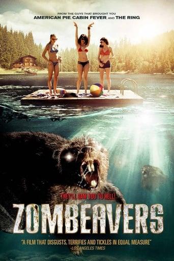 Poster of Zombeavers