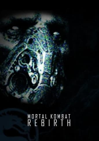 Poster of Mortal Kombat: Rebirth