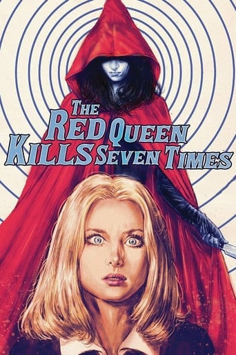 Poster of The Red Queen Kills Seven Times