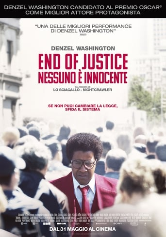 Poster of End of Justice: nessuno è innocente