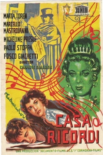 Poster of House of Ricordi