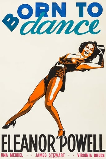 Poster of Born to Dance
