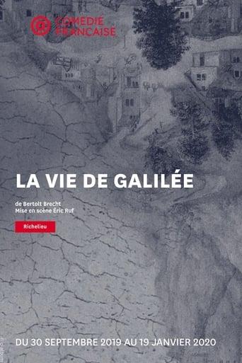 Poster of La vie de Galilée