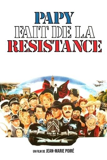 Poster of Papy fait de la résistance