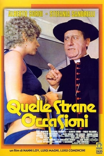 Poster of Strange Occasion