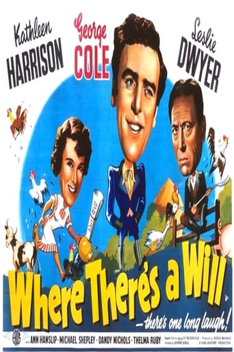 Poster of Where There's a Will
