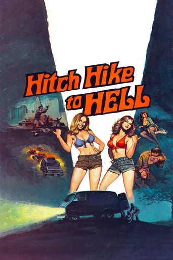 Poster of Hitch Hike to Hell