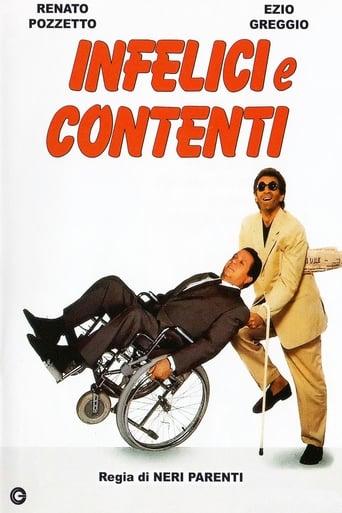 Poster of Infelici e contenti