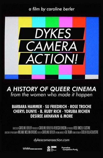 Poster of Dykes, Camera, Action!