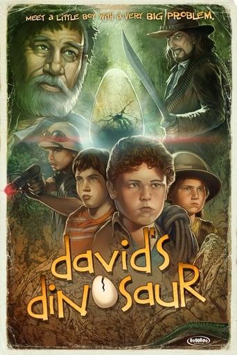 Poster of David's Dinosaur